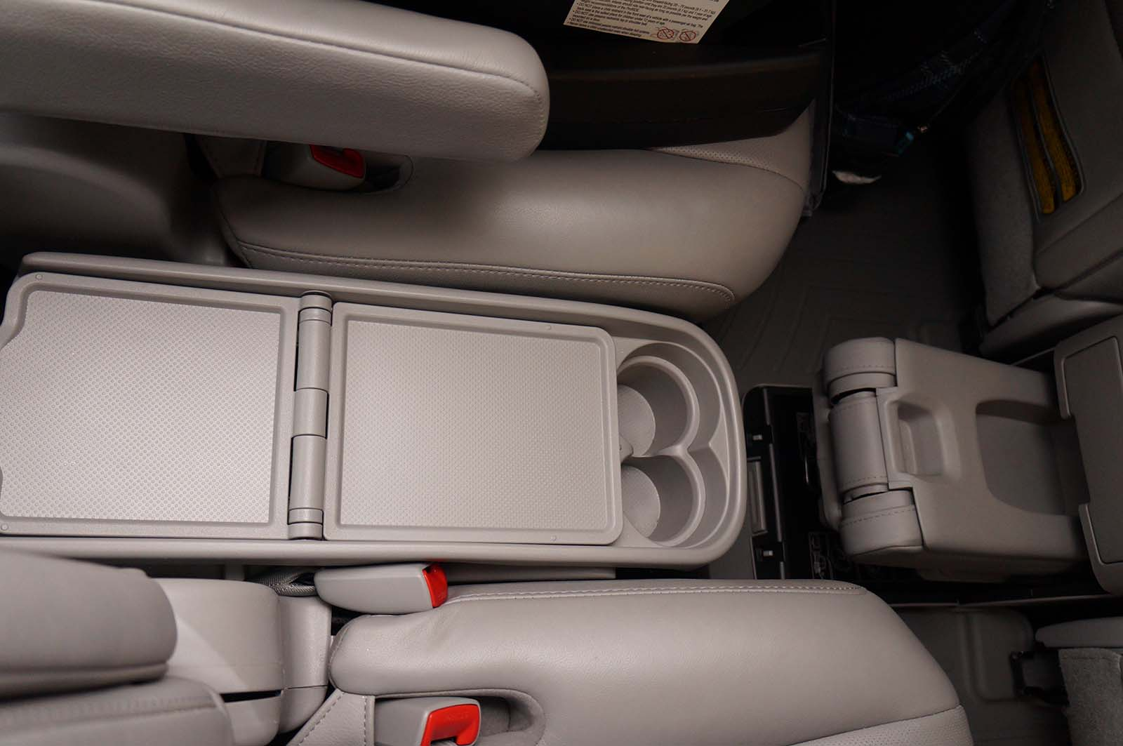 2012 Toyota Highlander middle seat 3 by Sarah Franzen