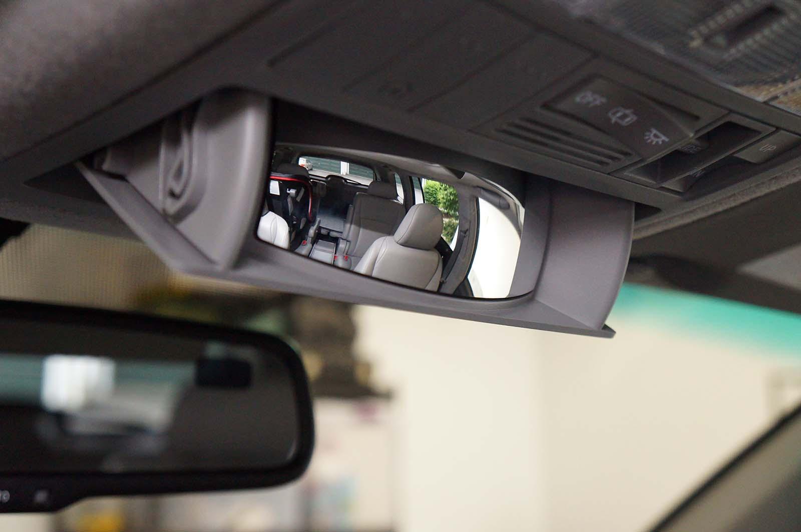 2012 Toyota Highlander mirror by Sarah Franzen