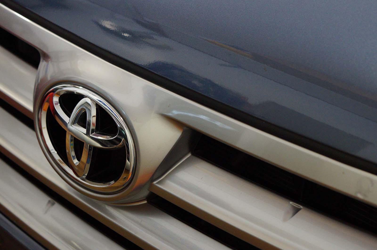2012 Toyota Highlander Shoreline by Sarah Franzen