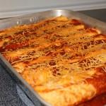 Enchiladas Baked