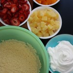 Acini de Pepe Salad Ingredients