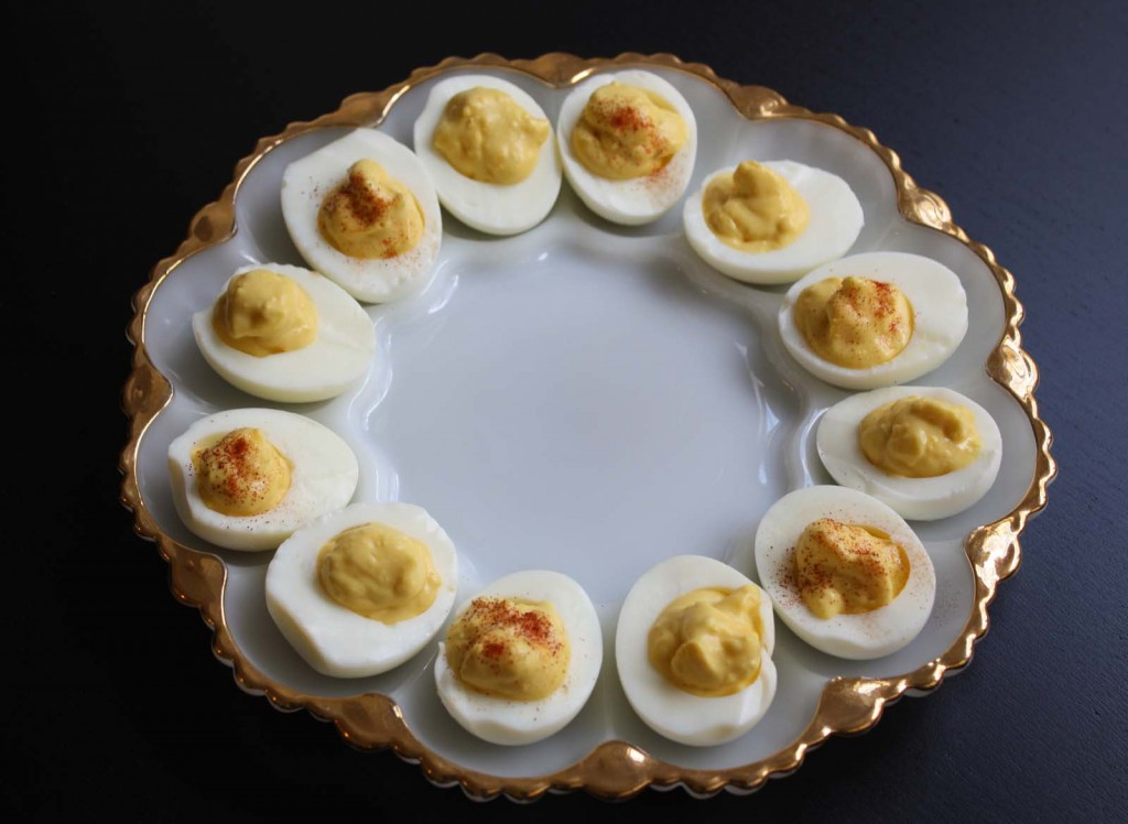 Di's Delicious Deluxe Deviled Eggs Recipes — Dishmaps