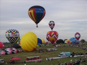National Balloon Classic by Sarah Franzen