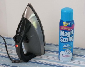 Magic Sizing and Iron